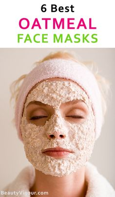 Oatmeal and lemon mask is excellent to lighten skin, unify shades and eliminate stains. Here we present you the oatmeal and lemon face mask to lighten skin. Lemon Face Mask, Lemon On Face, Honey Face Mask, Face Scrub Homemade, Homemade Face Masks, At Home Face Mask, Diy Face Mask, Oats Face Mask, Oatmeal Mask