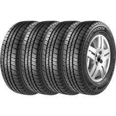 [MARTMOB]Kit Com 4 Pneus Aro 14 Goodyear 175/65r14 82t Direction Touring - R$764,10 8x