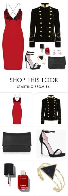 """""""night his steal"""" by hippiefashion ❤ liked on Polyvore featuring WearAll, Denim & Supply by Ralph Lauren, Topshop, Boohoo and Eloquii"""