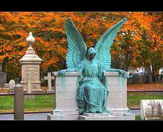 Island Cemetery - Newport, Rhode Island