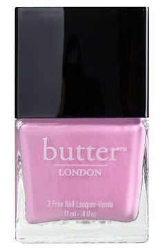 butter LONDON Nail Lacquer available at #Nordstrom FRUIT MACHINE