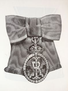 "Order of the Crown of India - Badge worn (1945) by the Countess of Halifax (Picture from : ""British Orders and Decorations"" by J.C. Risk)"