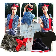 3, created by keylizsbomb on Polyvore