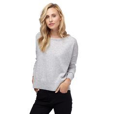 Our boatneck sweater