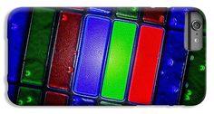 Display Lcd Screen Phone Led Rgb Pixel Macro Red Green Blue Gregori Plgregori Pierluigigregori Closeup IPhone 6s Plus Case featuring the photograph Rgb 1i by Pierluigi Gregori