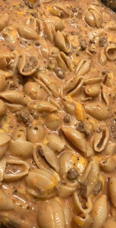 Speggetti Recipes, Pasta Recipes, Cheese Stuffed Shells, Dinner This Week, Easy Eat, Chicken Flavors, Ground Meat, Easy Dinners, How To Cook Pasta