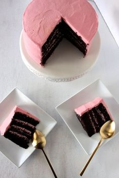 Raspberry Cream Cheese Frosting
