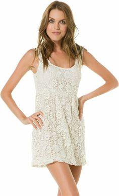 BILLABONG BELLZ LACE DRESS > Womens > Clothing > Dresses | Swell.com