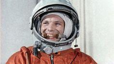 Первый космонавт Ю.А. Гагарин