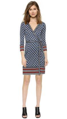 Diane von Furstenberg Tallulah Wrap Dress