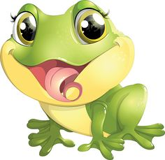 Silly Frog Tongue