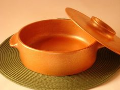 Tortilla Warmer  8.25  Micaceous Clay Pot  by MicaceousPottery, $155.00
