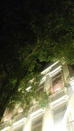 CATETE-RJ à noite