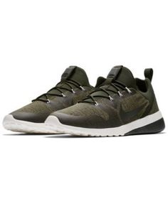 Nike Men's Ck Racer Running Sneakers from Finish Line - Green 10.5