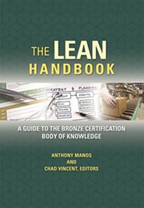 The Lean Handbook - I would like to thank all the contributing authors who helped make this book possible.