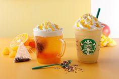 สตาร์บัข้อมูลเมนูใหม่ร่วมกัน - Frappuccino และขนมหวานนอกจากนี้ยังมีสินค้า | กดแฟชั่น