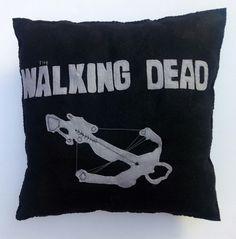 Cojín Walking Dead Daryl fieltro
