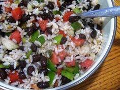 Cuban Black Beans an