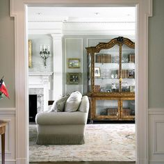 It's clear that moldings can make a big difference. Learn how to properly use them in your design by ordering one of our sourcebooks, Classical American Moldings, available online!