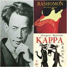 Another favourite author of mine, 芥川 龍之介. http://www.google.com/url?sa=t&rct=j&q=&esrc=s&source=web&cd=1&cad=rja&uact=8&ved=0CB8QFjAA&url=http%3A%2F%2Fen.wikipedia.org%2Fwiki%2FRy%25C5%25ABnosuke_Akutagawa&ei=cxtvVN_VH5LHuAT0_gI&usg=AFQjCNE0zJcgwJELDMdqpyGUwfCIbckDsg&sig2=z5NWHuzZk4VPVXevLUiZUw&bvm=bv.80185997,d.c2E