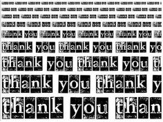 Never forget to say thank you. Some people seem to REALLY struggle with this concept.