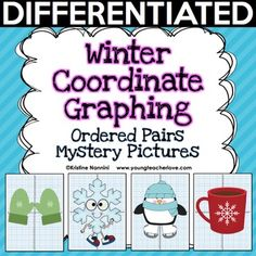 Browse coordinate graphing pictures resources on Teachers Pay Teachers, a marketplace trusted by millions of teachers for original educational resources. Winter Activities, Math Activities, 4th Grade Classroom, Classroom Ideas, Worksheets For Kids, Fun Math, Teaching Resources, Middle School, High School