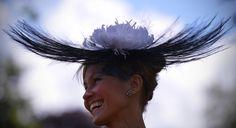 Hats Have It: Hats at Royal Ascot 2012