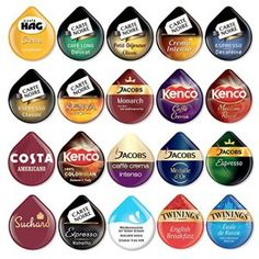 Buy 20 Tassimo T Discs Pods Variety Pack securely online today at a great price. 20 Tassimo T Discs Pods Variety Pack available today at Filter Coffee Machine. Cappuccino Coffee, Coffee Cafe, Kenya, Tassimo Coffee Pods, Gift Card Mall, Filter Coffee Machine, Colombian Coffee, Coffee Accessories, Coffee Beans