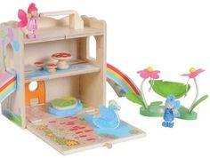 Tiger Tribe - Wooden Boxset Fairy House