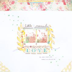 Little moments - Crate Paper