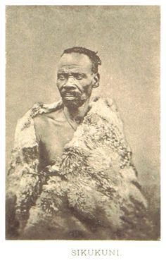 King Sikukuni