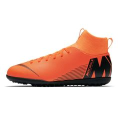 cheap for discount 65c30 aa779 Nike Mercurial Superfly Club Junior Astro Turf Trainers
