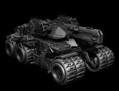 Mech Tank