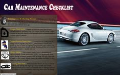 Learn other car maintenance issues that drivers usually ignored.