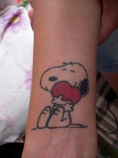 #snoopy #tattoo