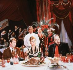 The Cook, The Thief, His Wife and Her Lover by Peter Greenaway