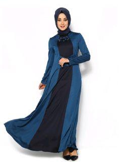 Turkish Abaya Dress 4