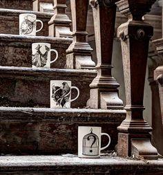 #Design #Mugs #blackandwhite #RoryDobner #Dobner