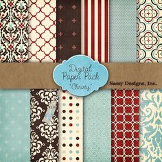 Great Digital Papers to print!