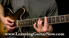Blues Guitar Lesson: BB King Style Lick