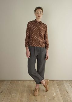 trouser length with brogues - Google Search