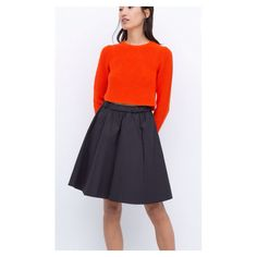 This midi skirt from Zara reminds me of Jess Day from New Girl.