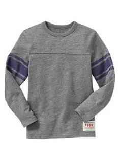 Mens long sleeved waffle knit tees favorite spaces and things vintage football tee publicscrutiny Choice Image