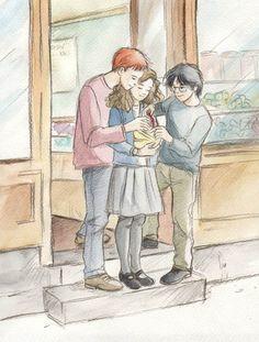 hermione granger fan art - Google Search