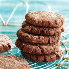 Dark Mocha Cookies from Pillsbury Baking®