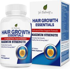 Wholesale Hair Growth Essentials, 90 Ct