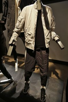 A look from the Rag & Bone Spring 2016 Menswear collection.