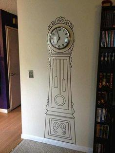 Couldn't afford a grandfather clock. Close enough. - Imgur