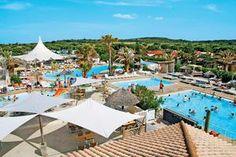Club-vakantiepark Domaine de la Dragonnière, Vias-Plage | Vrij Uit 454