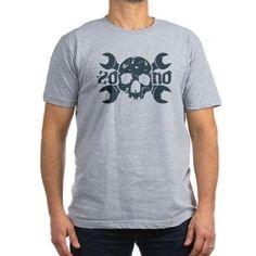 Zono Custom X skull T-Shirt > Zono Custom > Zono